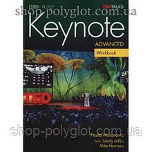 Рабочая тетрадь Keynote Advanced Workbook with Audio CDs