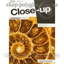 Рабочая тетрадь Close-Up 2nd Edition C1 Workbook