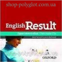Диски English Result Upper-Intermediate Class Audio CDs (2)
