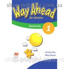 Карточки Way Ahead Ukraine 1 Flashcards