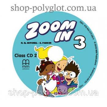 Диск Zoom in 3 Class Audio CD