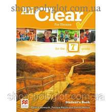 Учебник английского языка All Clear Grade 7 Student's Book