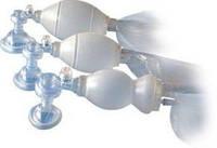 Мешок дыхательный ручной «БИОМЕД» типа АМБУ с аксессуарами (новорожденный к-т)
