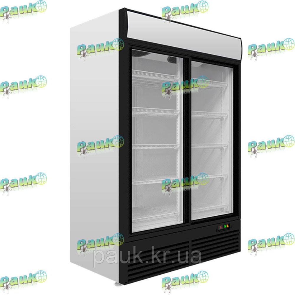 Холодильный шкаф Super Large (1350 л), двери-купе