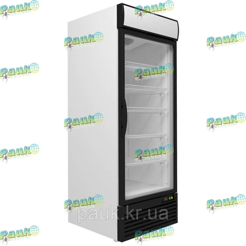 Холодильна шафа Optima(712 л), скляні двері