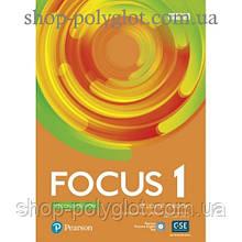 Учебник Focus Second Edition 1 Student's Book