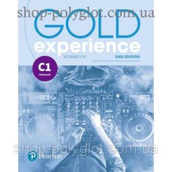 Робочий зошит Gold Experience Second Edition C1 Workbook