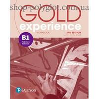 Рабочая тетрадь Gold Experience Second Edition B1 Workbook