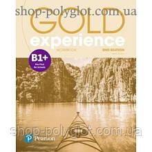 Рабочая тетрадь Gold Experience Second Edition B1+ Workbook