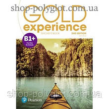 Книга для учителя Gold Experience Second Edition B1+ Teacher's Book