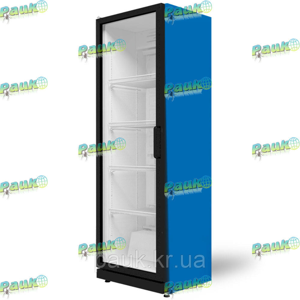Холодильна шафа S Line(350 л), скляні двері