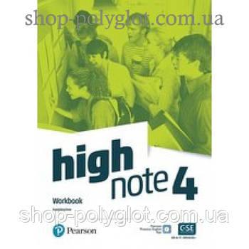 Робочий зошит High Note Level 4 Workbook