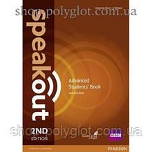Учебник английского языка Speakout (2nd Edition) Advanced Student's Book with DVD-ROM