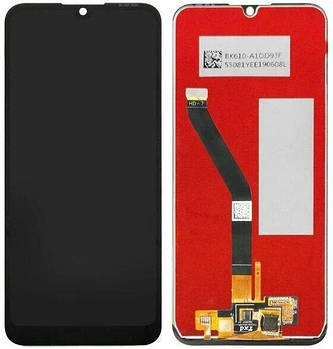 Дисплейный модуль Huawei Honor 8A Black (JAT-L29)