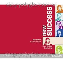 Диски New Success Intermediate Class CDs