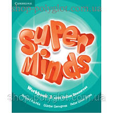 Рабочая тетрадь Super Minds 3 Workbook with Online Resources