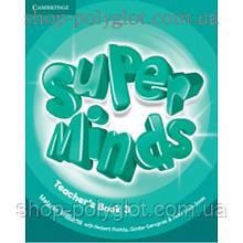 Книга для учителя Super Minds 3 Teacher's Book