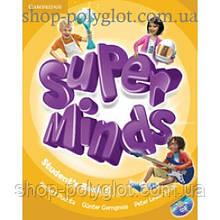 Учебник английского языка Super Minds 5 Student's Book with DVD-ROM