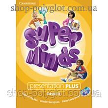 Диск Super Minds 5 Presentation Plus DVD-ROM