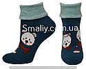 Носки оптом женские махровые с отворотом, фото 10