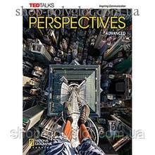 Учебник английского языка Perspectives Advanced Student Book
