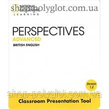 Диск Perspectives Advanced Classroom Presentation Tool CD-ROM
