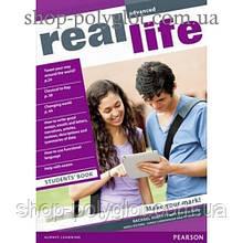 Учебник английского языка Real Life Advanced Student's Book