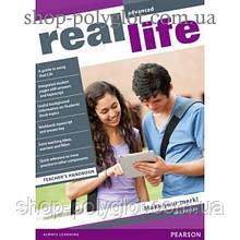 Книга для учителя Real Life Advanced Teacher's Handbook