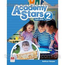 Учебник английского языка Academy Stars 2 Pupil's Book Pack