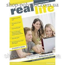 Учебник английского языка Real Life Upper-Intermediate Student's Book