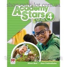 Учебник английского языка Academy Stars 4 Pupil's Book Pack