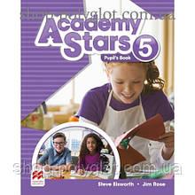 Учебник английского языка Academy Stars 5 Pupil's Book Pack