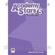 Книга для учителя Academy Stars 5 Teacher's Book Pack