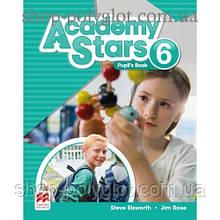 Учебник английского языка Academy Stars 6 Pupil's Book Pack