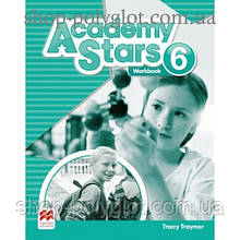Рабочая тетрадь Academy Stars 6 Workbook