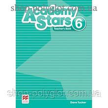 Книга для учителя Academy Stars 6 Teacher's Book Pack