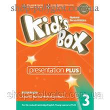 Диск Kid's Box Updated Second Edition 3 Presentation Plus DVD-ROM