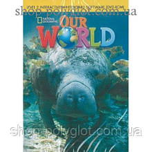 Диск Our World 2 Interactive White Board CD-ROM