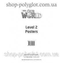 Плакаты Our World 2 Poster Set
