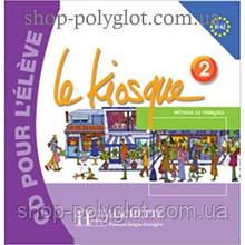 Диск Le Kiosque : Niveau 2 CD audio