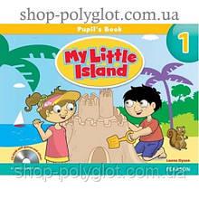 Учебник английского языка My Little Island 1 Pupil's Book + CD-ROM