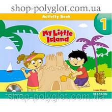 Рабочая тетрадь My Little Island 1 Activity Book + Songs/Chants CD