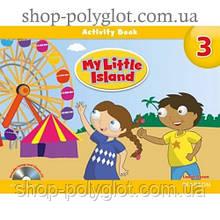 Рабочая тетрадь My Little Island 3 Activity Book + Songs/Chants CD