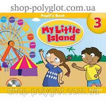 Учебник английского языка My Little Island 3 Pupil's Book + CD-ROM