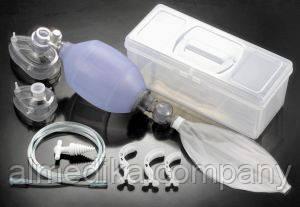 Аппарат ИВЛ с ручним управлением «БИОМЕД» c аксесуарами (для взрослых)