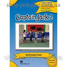 Диск Captain Jack 2 DVD-ROM