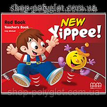 Книга для учителя Yippee New Red Teacher's Book