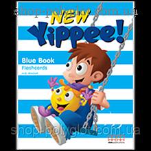 Карточки Yippee New Blue Flashcards