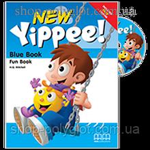 Учебник английского языка Yippee New Blue Fun Book with CD-ROM