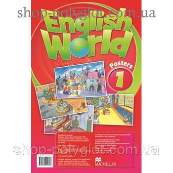 Плакати English World 1 Posters